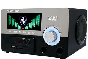 microlab ML-187R Portable Speaker
